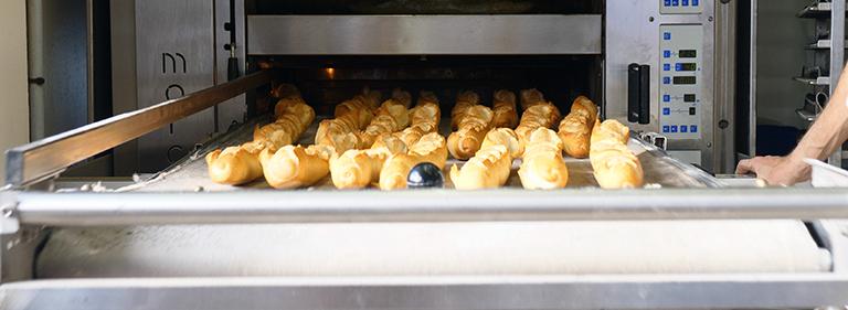 equipo completo para panaderia